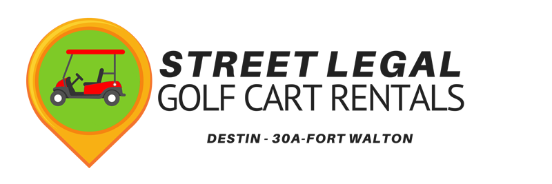 Street Legal Golf Cart Rentals LLC Logo