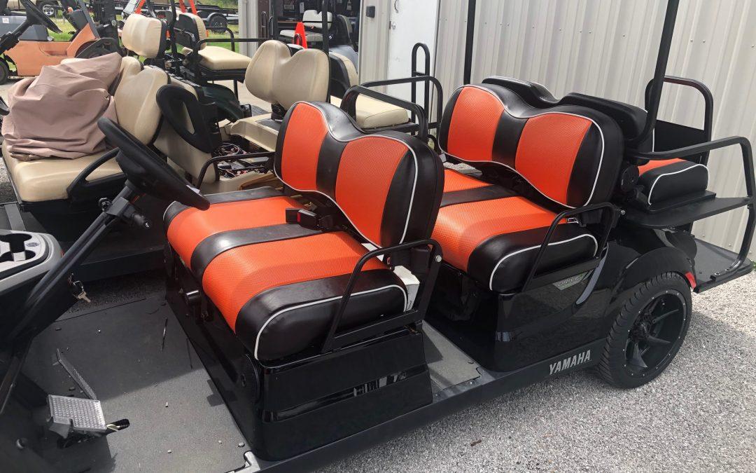 2019 Premium GAS Cart (Yamaha Quietech Custom)