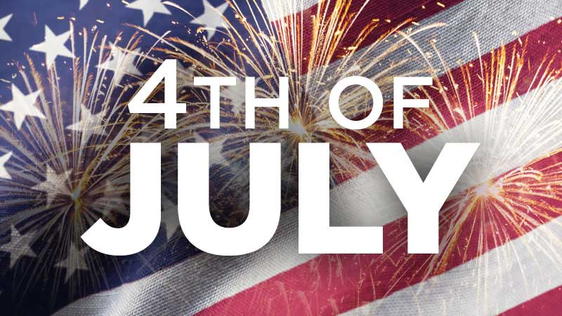 Book your 4th of July Golf Cart Rentals Today!